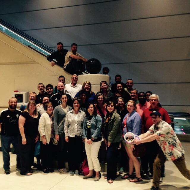 Participants at Youth Ministry Council: The Gathering 2016, held Jan. 29-Feb. 1 in Orlando, Florida.