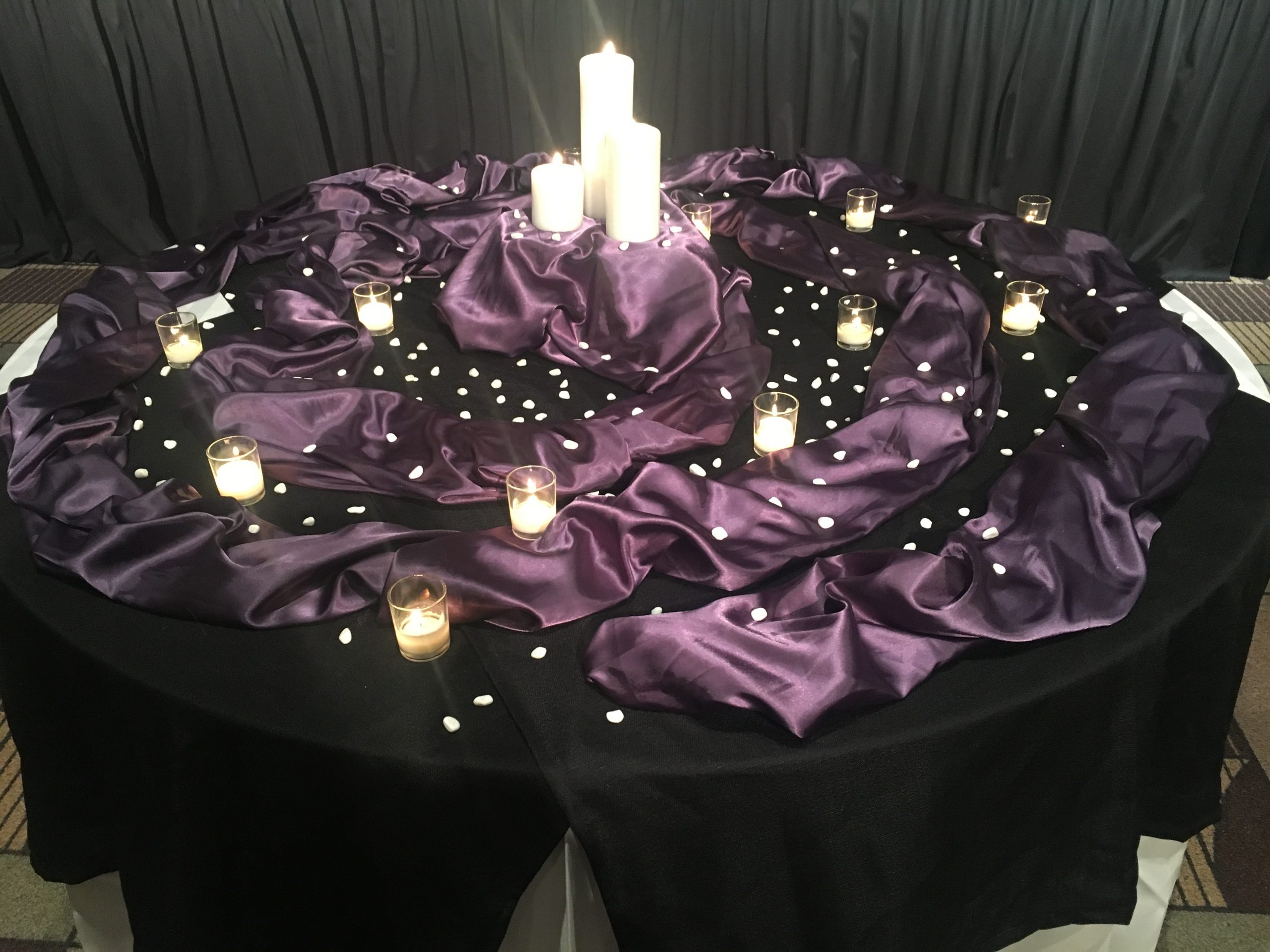 Worship altar