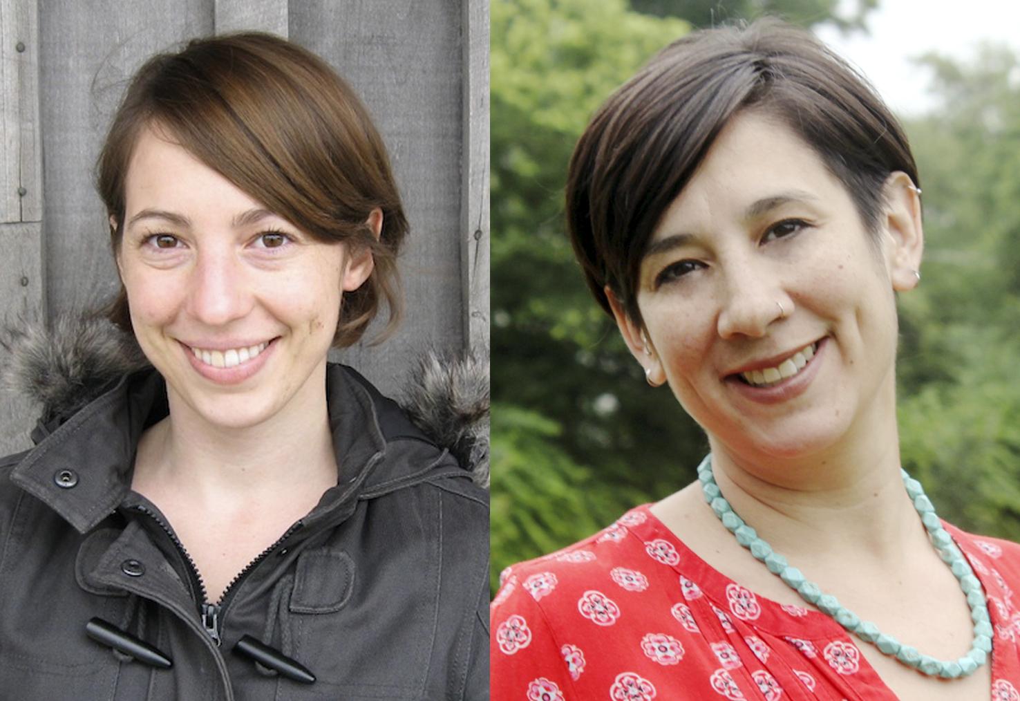 Janie Beck Kreider, Jenny Castro