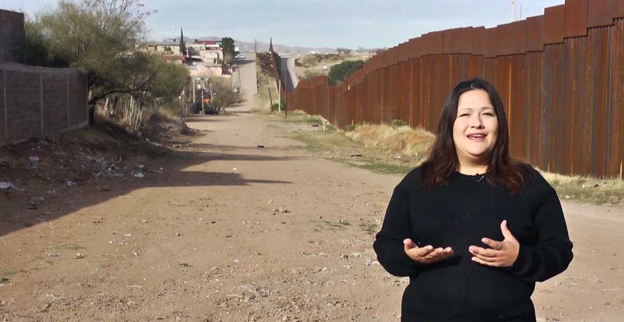 Jeannette Pazos, directora del Hogar de Esperanza y Paz, de Nogales, México, habla en el video que acompaña a la sesión 4 del estudio bíblico Hospitalidad radical: responder al tema de la inmigración.