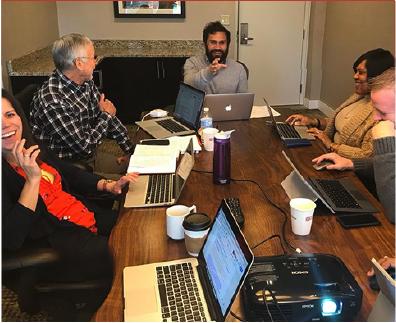 Journey Forward Writing Team