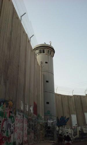Wall in Bethlehem