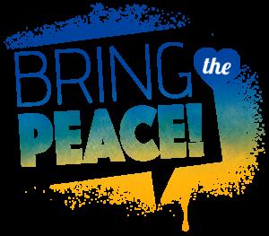 #BringThePeace logo