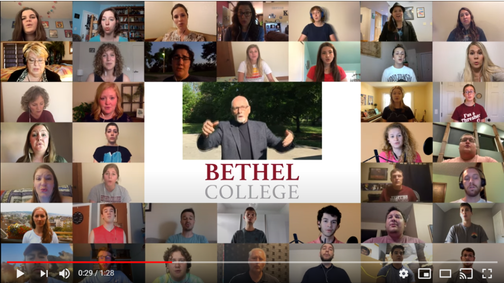 Bethel choir