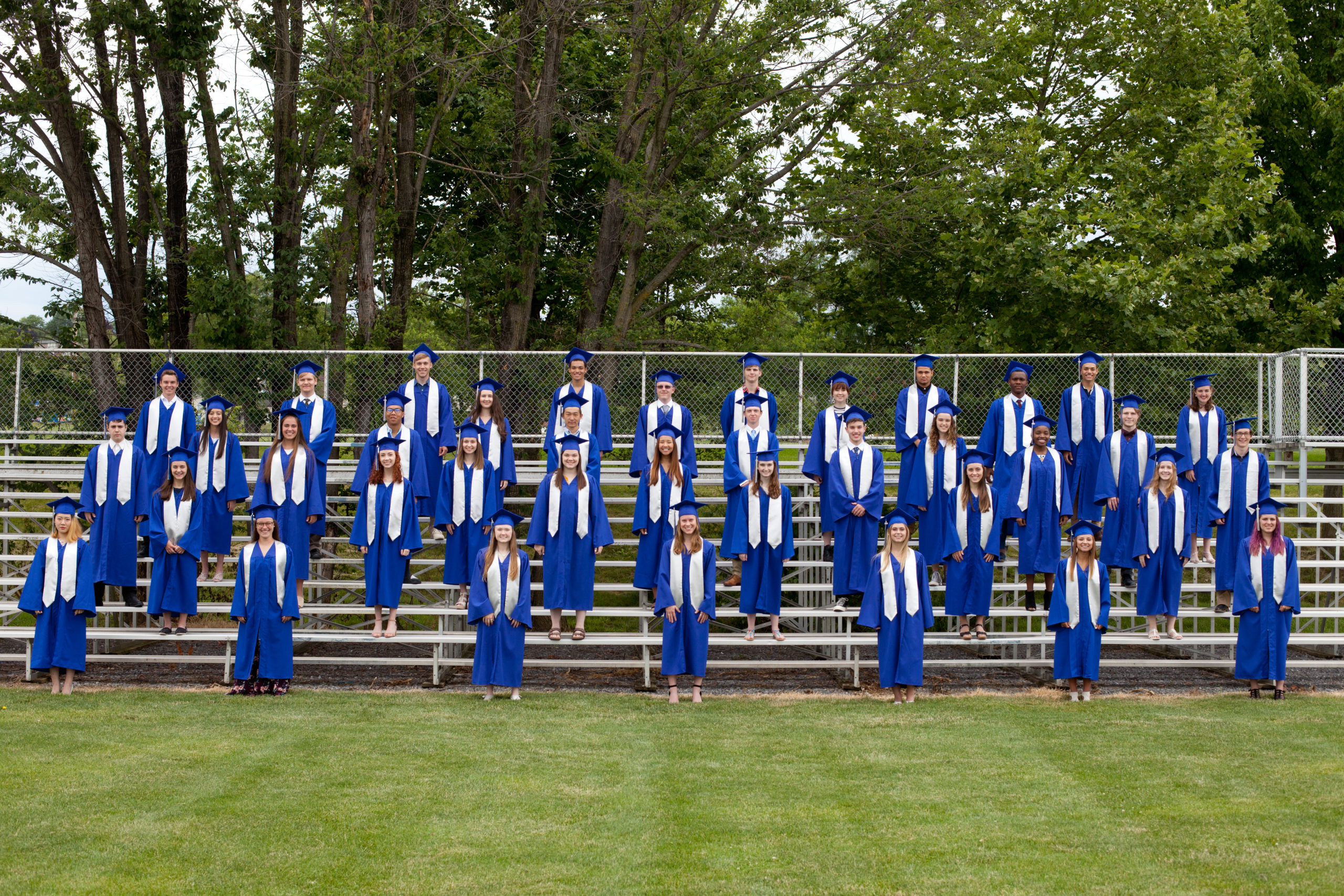 EMS graduation
