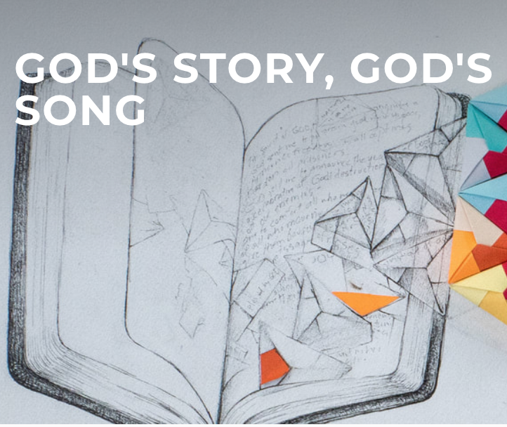 Title image for Gods Story Gods Song curriculum