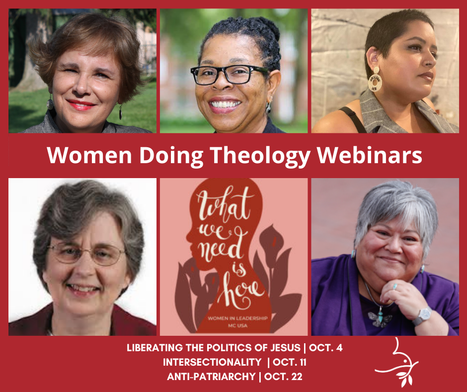Women Doing Theology webinar