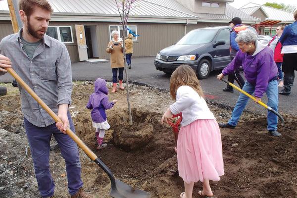 Tree-planting initiative looks to grow