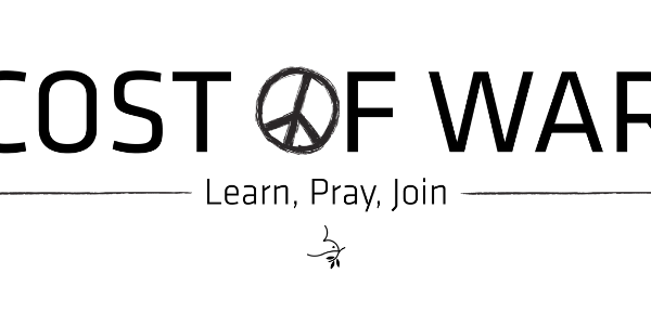 """Mennonite Church USA launches """"Learn, Pray, Join: Cost of War"""""""
