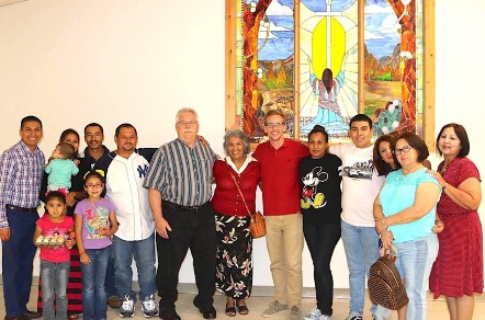 On the border: A profile of Iglesia Buenas Nuevas, San Juan, Texas