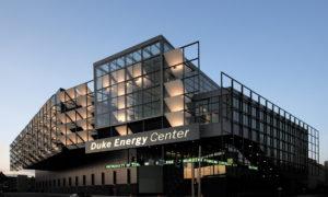 Photo of Duke Energy Convention Center in Cincinnati