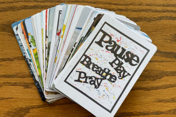 Mennonite Church USA Faith Formation ministry releases devotional card deck